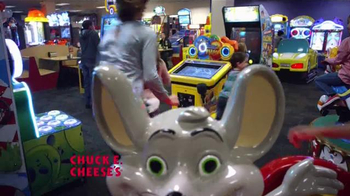Chuck E. Cheese's TV Spot, 'Mission: Find the Fun'