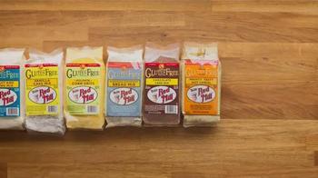 Bob's Red Mill Gluten-Free TV Spot, 'Gluten Free Meet Gluten Freedom' - Thumbnail 3