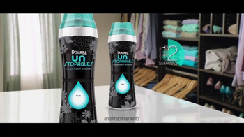 Downy Unstopables Scent Boosters TV Spot, 'Lujoso aroma' [Spanish] - Thumbnail 5