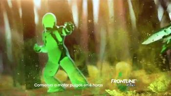 Frontline Plus TV Spot, 'Combatiente de las pulgas' [Spanish] - Thumbnail 6