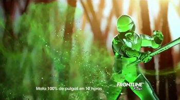 Frontline Plus TV Spot, 'Combatiente de las pulgas' [Spanish] - Thumbnail 7