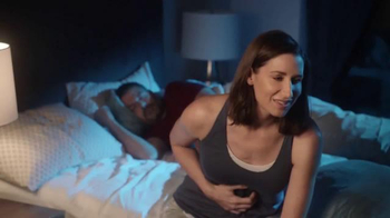 Rolaids Advanced TV Spot, 'Heartburn at Night' - Thumbnail 1