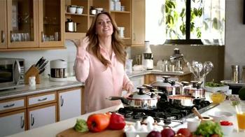 Royal Prestige TV Spot, 'Platillos' con Andrea Legarreta [Spanish] - Thumbnail 2