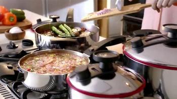 Royal Prestige TV Spot, 'Platillos' con Andrea Legarreta [Spanish] - Thumbnail 4