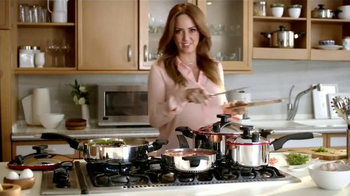 Royal Prestige TV Spot, 'Platillos' con Andrea Legarreta [Spanish] - Thumbnail 5