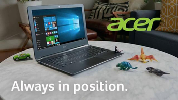 Acer TV Spot, 'Positions in Life' - Thumbnail 5