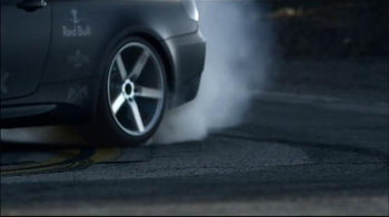 Hankook Tire TV Spot, 'Never Halfway: Vanishing Act' Featuring Rhys Millen