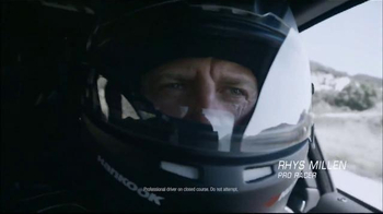 Hankook Tire TV Spot, 'Never Halfway: Vanishing Act' Featuring Rhys Millen - Thumbnail 1