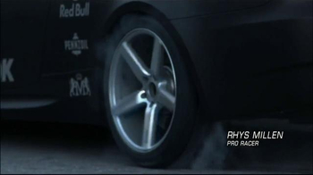 Hankook Tire TV Spot, 'Never Halfway: Vanishing Act' Featuring Rhys Millen - Thumbnail 2