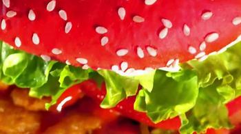 Burger King Angriest Whopper TV Spot, 'Raging Red Bun' - Thumbnail 5