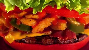 Burger King Angriest Whopper TV Spot, 'Raging Red Bun' - Thumbnail 6
