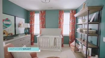 Sherwin-Williams HGTV Home TV Spot, 'Smart Home 2016' - Thumbnail 5