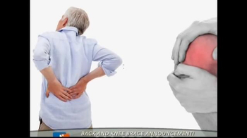 Plus Benefits TV Spot, 'Back and Knee Brace Announcement' - Thumbnail 1