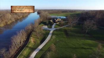 Whitetail Properties TV Spot, 'Missouri Duck Hunting Club'