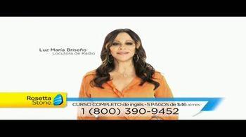 Rosetta Stone TV Spot, 'Oportunidades' [Spanish]