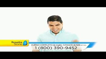 Rosetta Stone TV Spot, 'Oportunidades' [Spanish] - Thumbnail 4