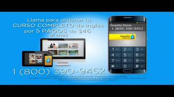 Rosetta Stone TV Spot, 'Oportunidades' [Spanish] - Thumbnail 6