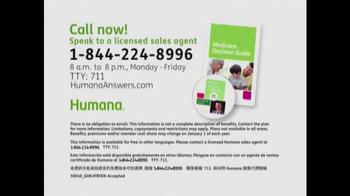 Humana Medicare Advantage TV Spot, 'Testimonials' - Thumbnail 9