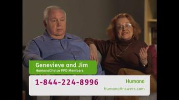 Humana Medicare Advantage TV Spot, 'Testimonials' - Thumbnail 4