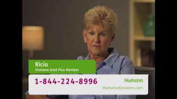 Humana Medicare Advantage TV Spot, 'Testimonials' - Thumbnail 7
