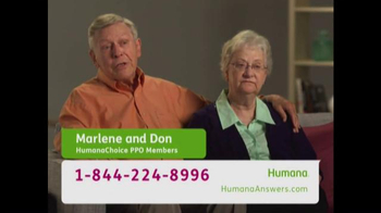 Humana Medicare Advantage TV Spot, 'Testimonials' - Thumbnail 8