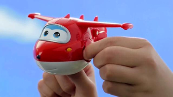 Super Wings Transforming Planes TV Spot, 'Special Delivery' - 1646 commercial airings