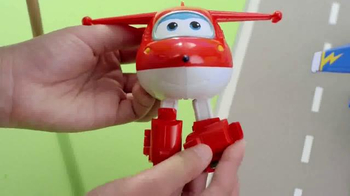 Super Wings Transforming Planes TV Spot, 'Special Delivery' - Thumbnail 3