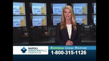 Napoli Shkolnik PLLC TV Spot, 'Risperdal Legal Helpline'