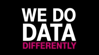 T-Mobile TV Spot, 'Data Story' - Thumbnail 1