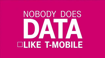 T-Mobile TV Spot, 'Data Story' - Thumbnail 6