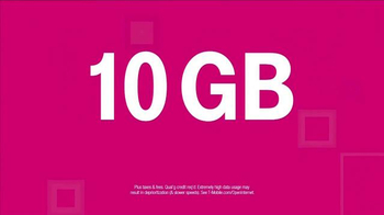 T-Mobile TV Spot, 'Data Story' - Thumbnail 7