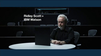 IBM Watson TV Spot, 'Ridley Scott + IBM Watson: A Conversation' - 3 commercial airings