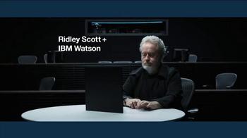 IBM Watson TV Spot, 'Ridley Scott + IBM Watson: A Conversation' - Thumbnail 1