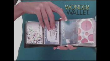 Wonder Wallet TV Spot, 'Crowding Your Purse' - Thumbnail 2