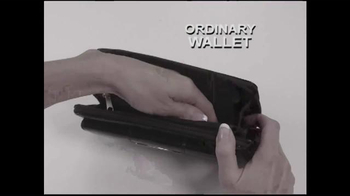 Wonder Wallet TV Spot, 'Crowding Your Purse' - Thumbnail 6