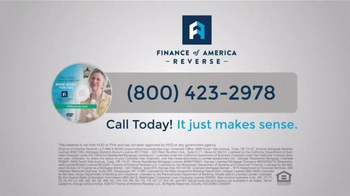 Finance of America Reverse TV Spot, 'Defer Social Security' - Thumbnail 9