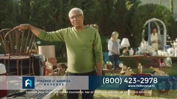Finance of America Reverse TV Spot, 'Defer Social Security'