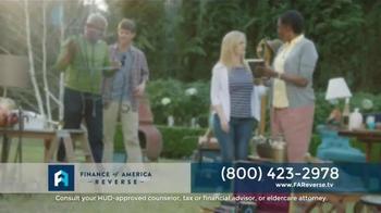 Finance of America Reverse TV Spot, 'Defer Social Security' - Thumbnail 3