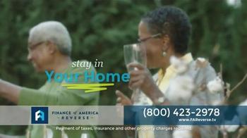 Finance of America Reverse TV Spot, 'Defer Social Security' - Thumbnail 6