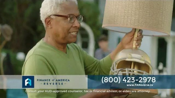 Finance of America Reverse TV Spot, 'Defer Social Security' - Thumbnail 7