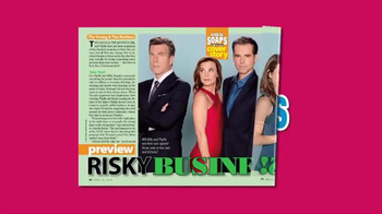 CBS Soaps in Depth TV Spot, 'Y&R Explodes!' - Thumbnail 8