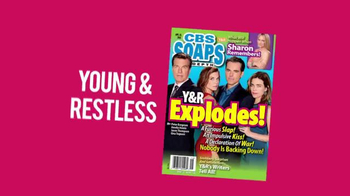 CBS Soaps in Depth TV Spot, 'Y&R Explodes!' - 2 commercial airings