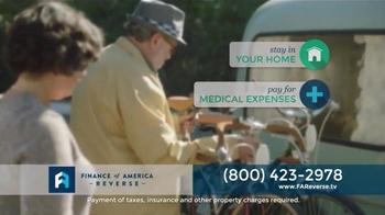 Finance of America Reverse TV Spot, 'Prepare for Future Medical Expenses' - Thumbnail 5