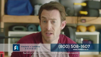 Finance of America Reverse TV Spot, 'Stop Making Monthly Mortgage Payments' - Thumbnail 2