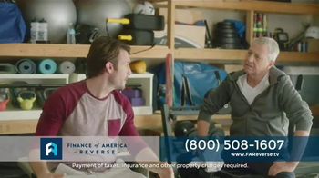 Finance of America Reverse TV Spot, 'Stop Making Monthly Mortgage Payments' - Thumbnail 3