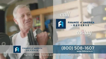 Finance of America Reverse TV Spot, 'Stop Making Monthly Mortgage Payments' - Thumbnail 4
