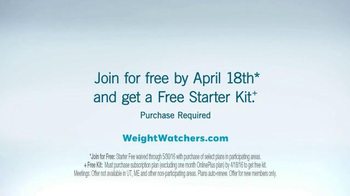 Weight Watchers SmartPoints TV Spot, 'Choosing' - Thumbnail 7