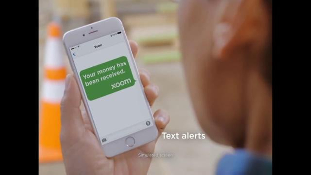 Xoom TV Commercial, 'Workplace Sending' - Video