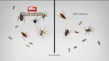 Ortho Home Defense & Weed B Gone TV Spot, 'Bugs & Weeds'