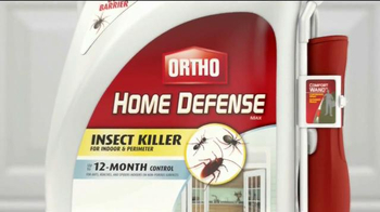 Ortho Home Defense & Weed B Gone TV Spot, 'Bugs & Weeds' - Thumbnail 3